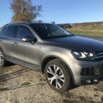 VW Touareg V6 R-Line TDI Bluemotion Technology full
