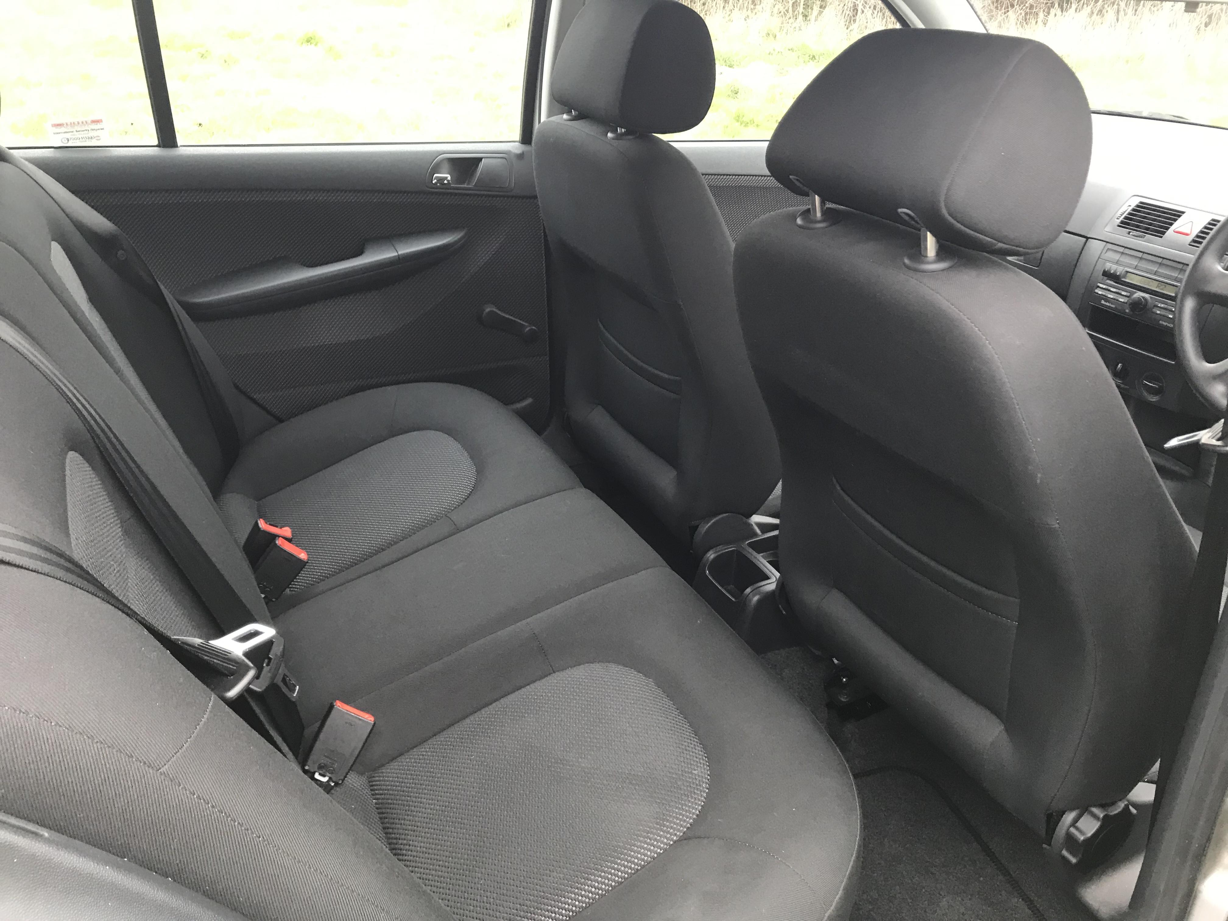 Skoda Fabia 1.4 5 Door Automatic low miles full