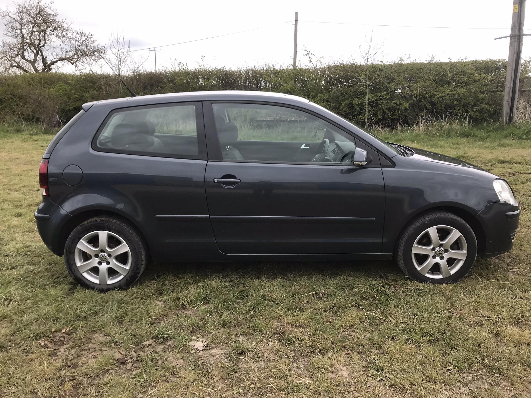 VW Polo 3 Door 1.4 Diesel full